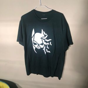 Batman Green Graphic Tee